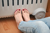 Toasty (Artistic Feet) Tags: pictures pink colour cute feet girl female asian foot three model pretty purple bright artistic bare small curves smooth polish arches pale size jeans nails photographs barefoot heels soles petite ankles feminin ubersexy