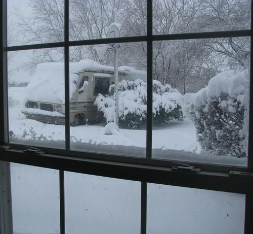 Feb Snowstorm Progression 3