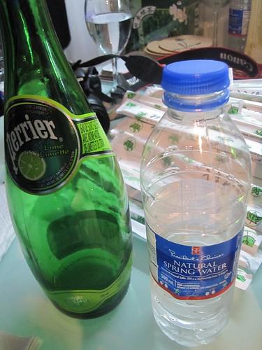 Un peu d'eau, ça fait du bien!