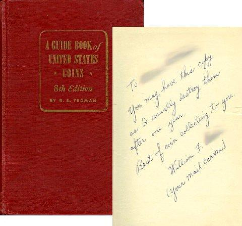 Red Book inscription