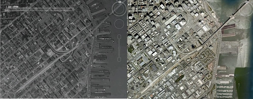 Google Earth - Historical Views