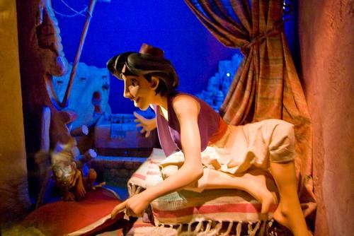 Aladdin, Adventureland, Disneyland Paris