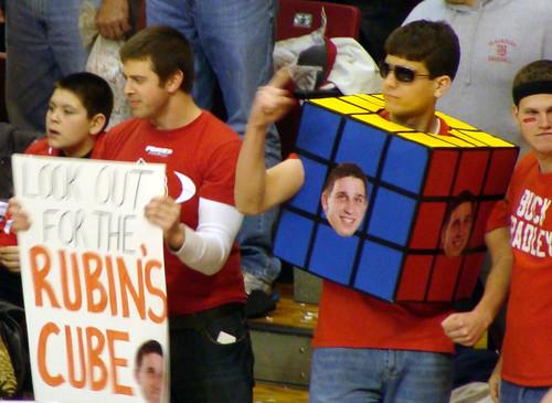 Rubin's cube