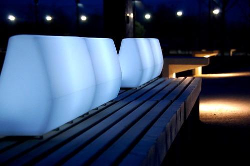 banco de la luz