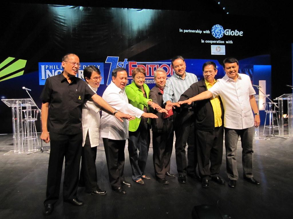 Inquirer Presidential Forum