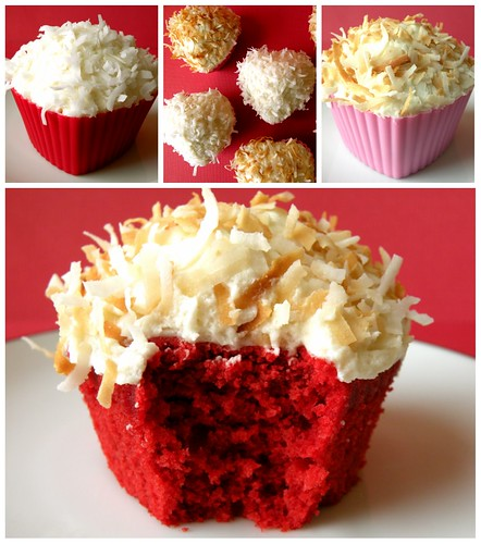 Recipe: Red Velvet Cupcakes blog image 1