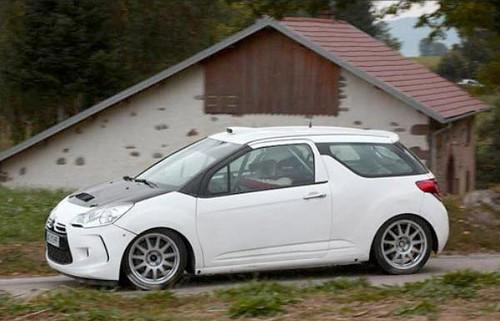 Citroen DS3 R3 Rally