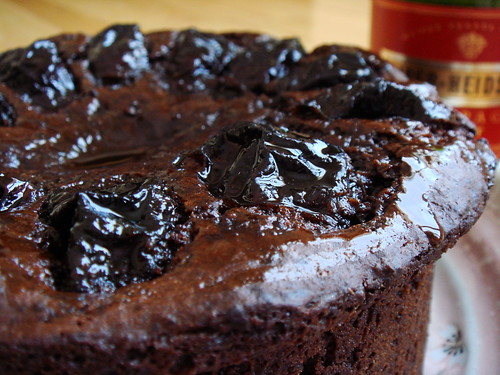 Sticky Chocolate Cake