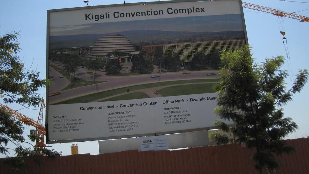 Rwanda Kigali Kigali Convention Centre Amp Radisson Blu