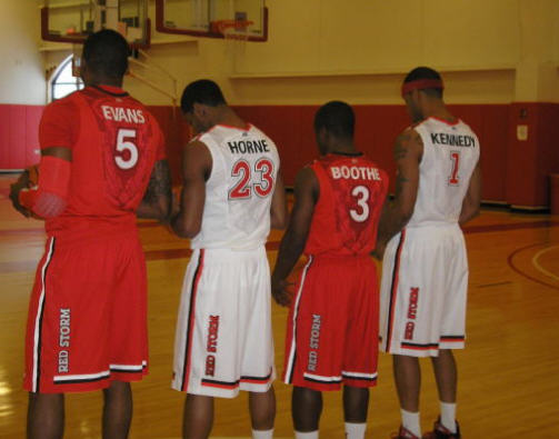 New St. John's Uniforms 4