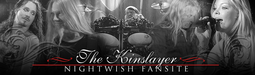 The Kinslayer Chile ~ Nightwish Fansite
