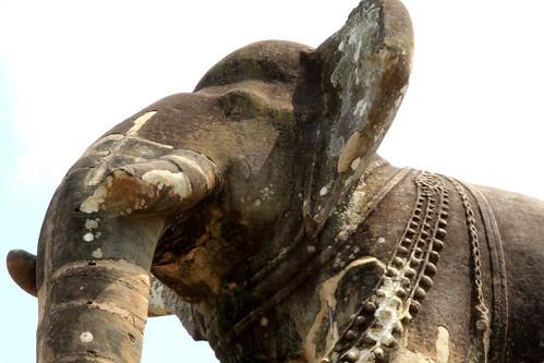 Me Bon, Angkor Wat elephant