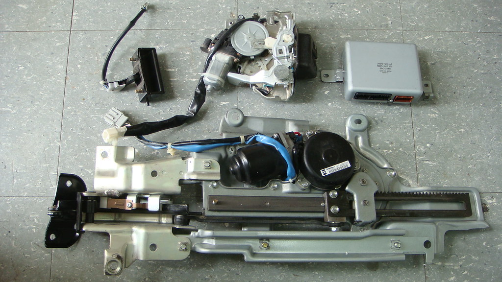 Add OEM Power Tailgate and Rearview Camera For Odyssey 07 Project – Honda Odyssey Hatch Door Wiring