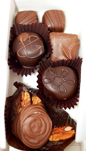 Valentine's Day Chocolate from Indulgence