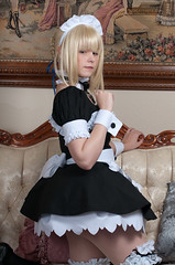 Maid Saber (maridah) Tags: cosplay saber fatestaynight fatehollowataraxia maidsaber