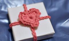 Little crocheted heart