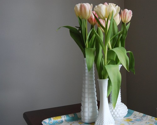 Styling, Tulips