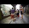 daily street life - China (© Tatiana Cardeal) Tags: guangzhou china street travel people urban dog digital asia chinese guangdong 中国 tatianacardeal dailylife 2009 canton 中國 cantão huadu 广州市区