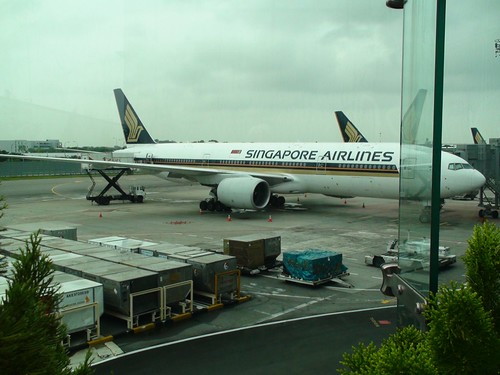 SQ in Singapore