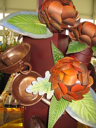 Ritz - Chocolate sculptures