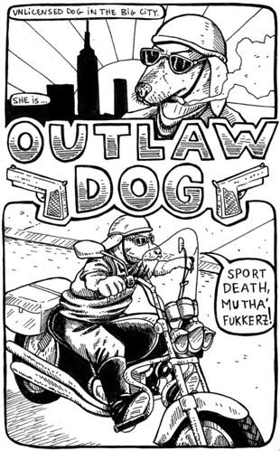 Outlaw Dog 1