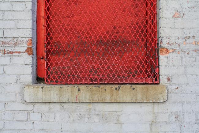 brick & red