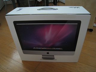 Apple iMac 21.5″ 3.06GHz (Late 2009)