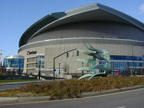 Portland's Rose Garden Arena