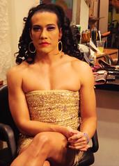 MardiGras 029 (danimaniacs) Tags: drag colorful dress makeup wig mardigras chicosangels chitaparol sandiegomardigras2010