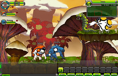 Ben10 Omniverse MMO Game Screenshot 03