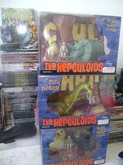 Herculoids (SandroMGT) Tags: herculoids