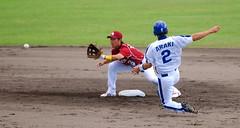 DSC_5938 (dragonsfanatic) Tags: camp training geotagged spring baseball dragons chunichi okinawa  eagles goldeneagles chatan 2010  rakuten         geo:lat=26311680 geo:lon=127758360