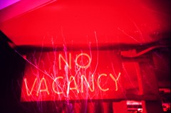 No Vacancy in Red