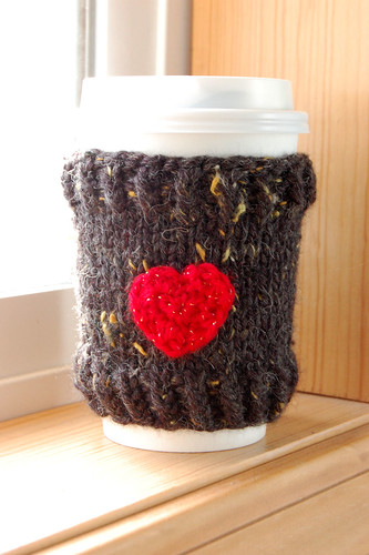 Omni Valentine's Day Swap Coffee Sleeve