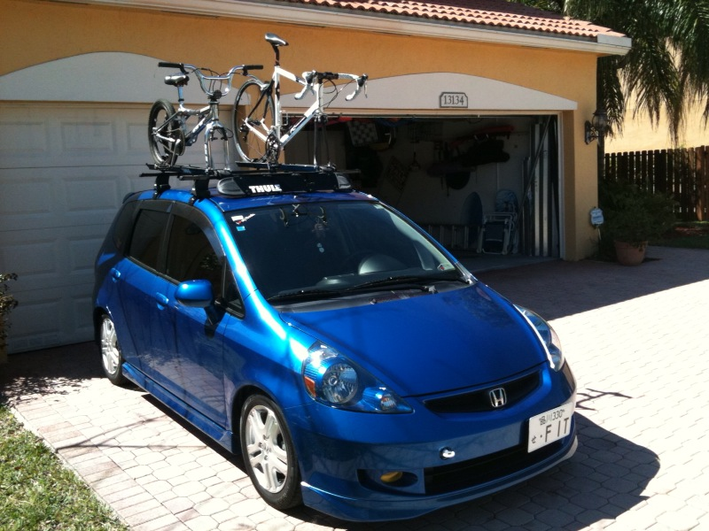 jdm roof rack scala s jazz photo build thread honda fit forums 838