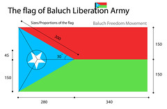 Balochistan Liberation Army B.L.A (Balochistan) Tags: party sign army freedom design movement fighter symbol display flag nation free front identity national bnf fighters proportion bla slavery sizes liberation nations akbar allah slave nazar bux baloch baluch oppressed nawab balochistan marri bugti baluchistan khair bugtti sarmachar baluchestan balochliberationarmy balaach