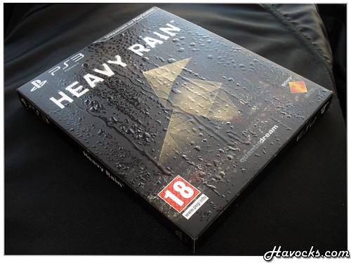 Heavy Rain - Collector - 01