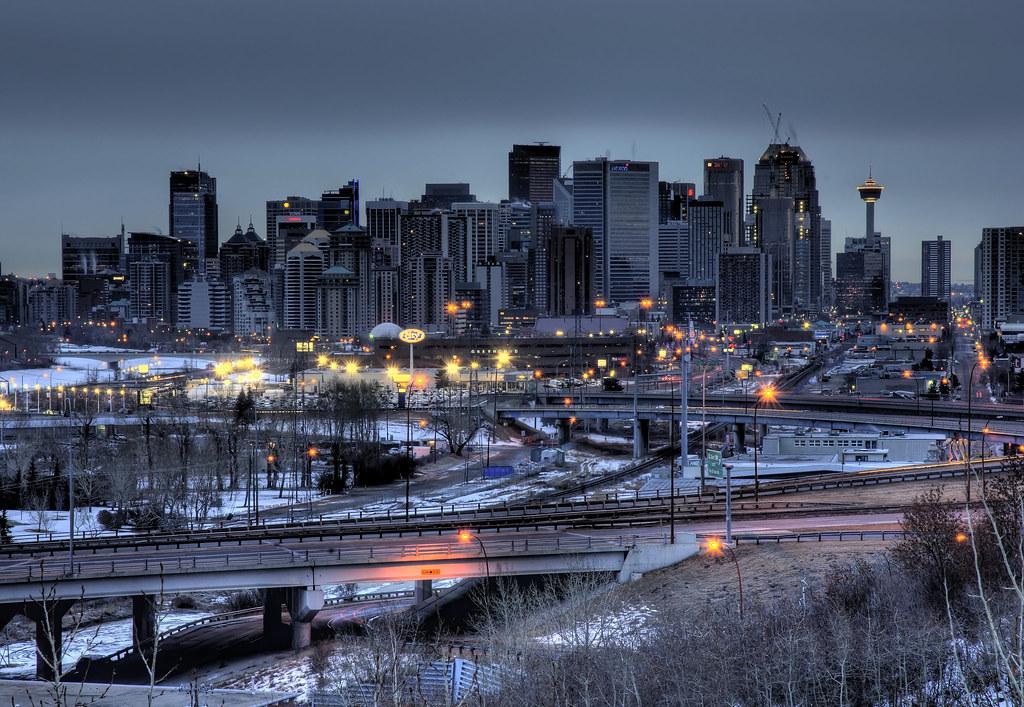 Calgary, Morning