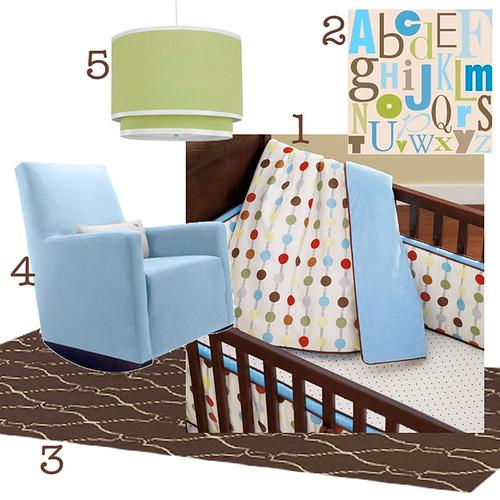 Nursery Redesign