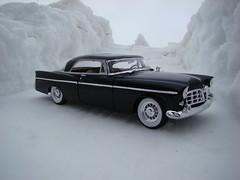 Chrysler 300 B 1956 (Alex31105) Tags: b chrysler 300 118 burago