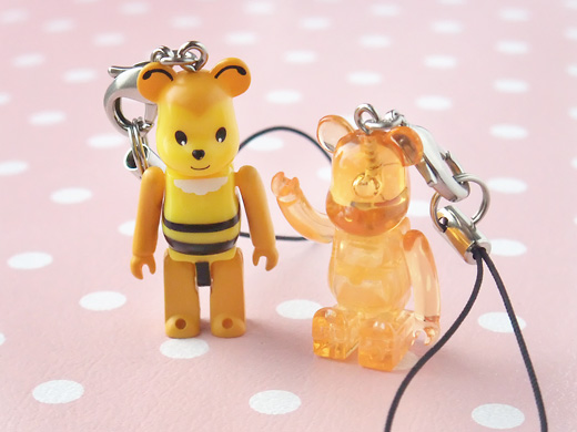 Be@rbrick Bee & Honey