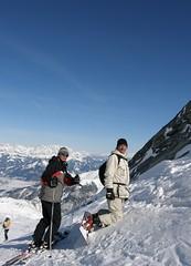 Kaprun & Kitzsteinhorn (balazs_stanicz_sielj3000meteren) Tags: winter panorama mountain snow austria skiing view scenic zellamsee kaprun sels kitzsteinhorn soktats gleccsers