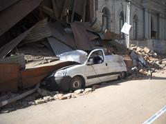 Curicó despúes del Terremoto