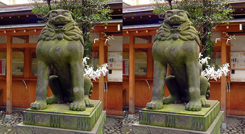 DSCF1400 下谷神社 (parallel 3D)