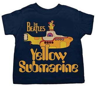 Yellow Submarine tee @ Punk Baby cLothes