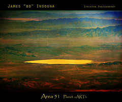 The Infamous Area 51- Planet eARTh