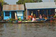 boat (tatlmt) Tags: cambodia floatingvillages