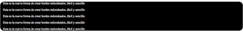 4411698032 5d46a769f6 Realizar bordes redondeados facilmente con CSS3
