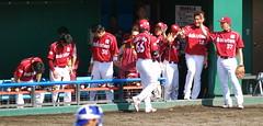 DSC_6346 (dragonsfanatic) Tags: camp training geotagged spring baseball dragons chunichi okinawa  eagles goldeneagles chatan 2010  rakuten         geo:lat=26311680 geo:lon=127758360