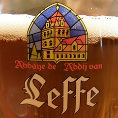 Cerveza de abadía (Abbey beer) - Leffe